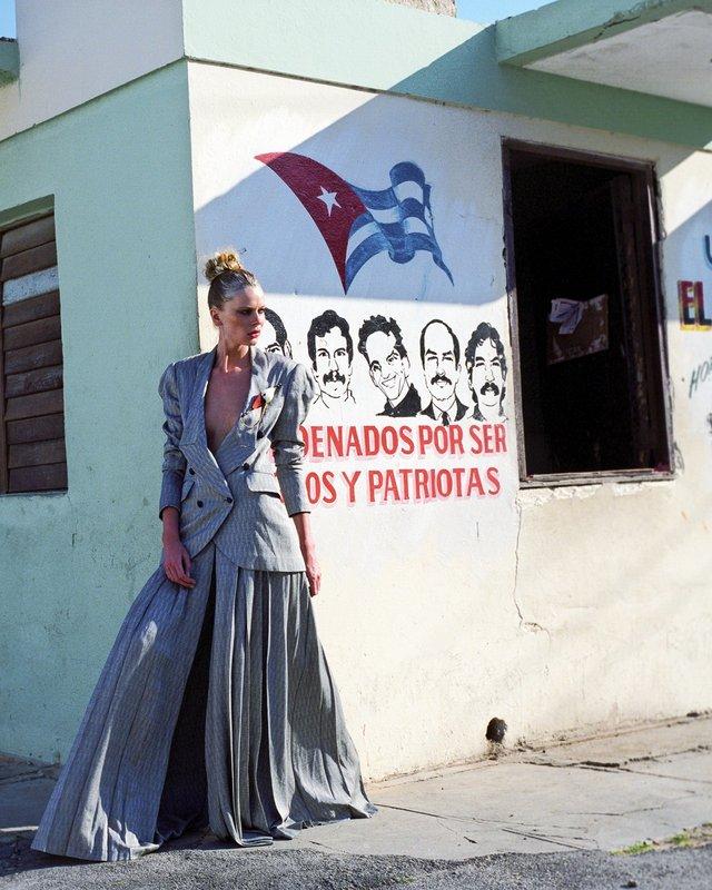 fot.: Grzegorz Suska, modelka: Marzena Pokrzywińska, stylizacja: Barbara Mielniczuk, makijaż/fryzury: Robert Bielski