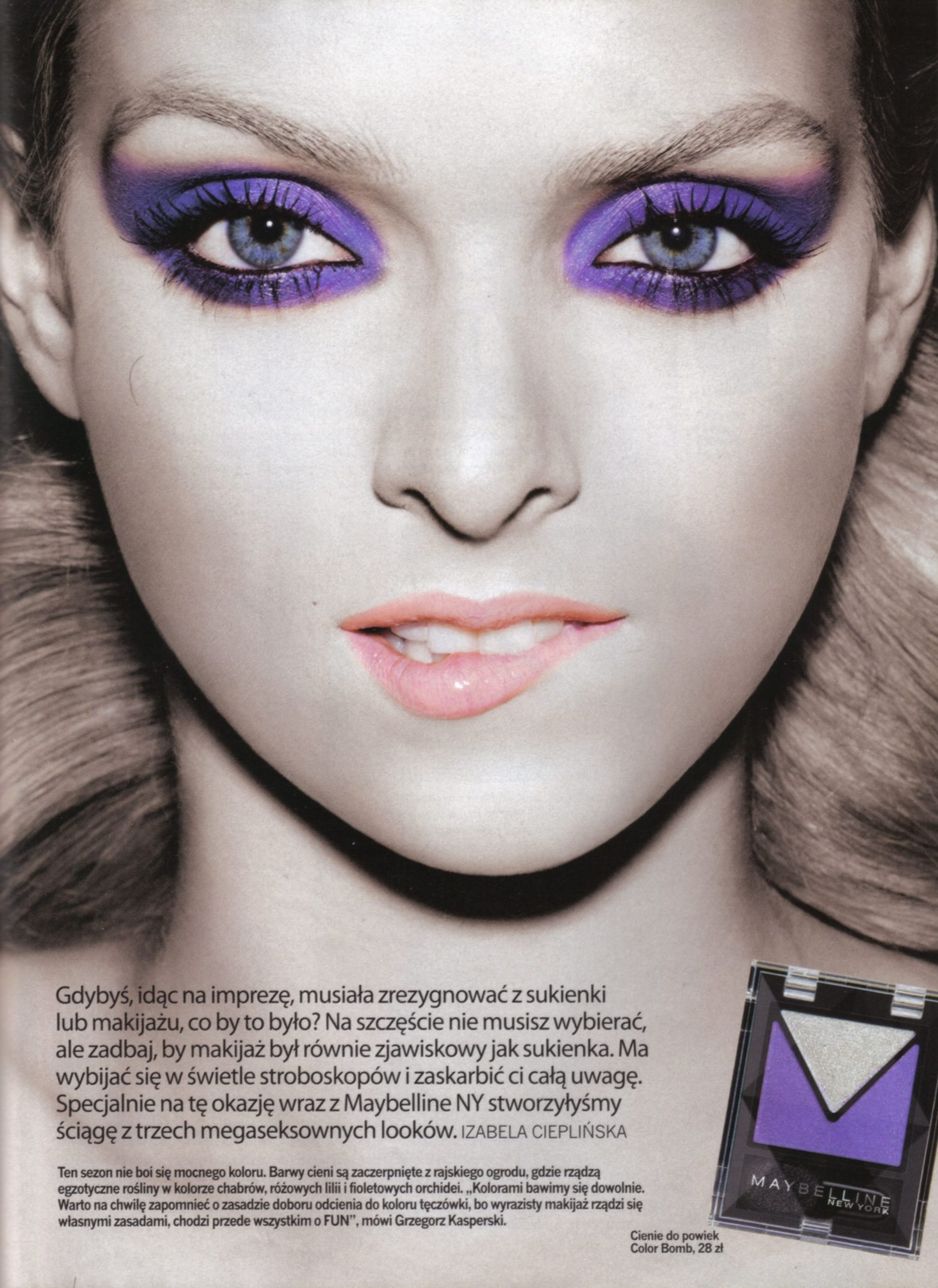 Make-up beauty Cosmopolitan