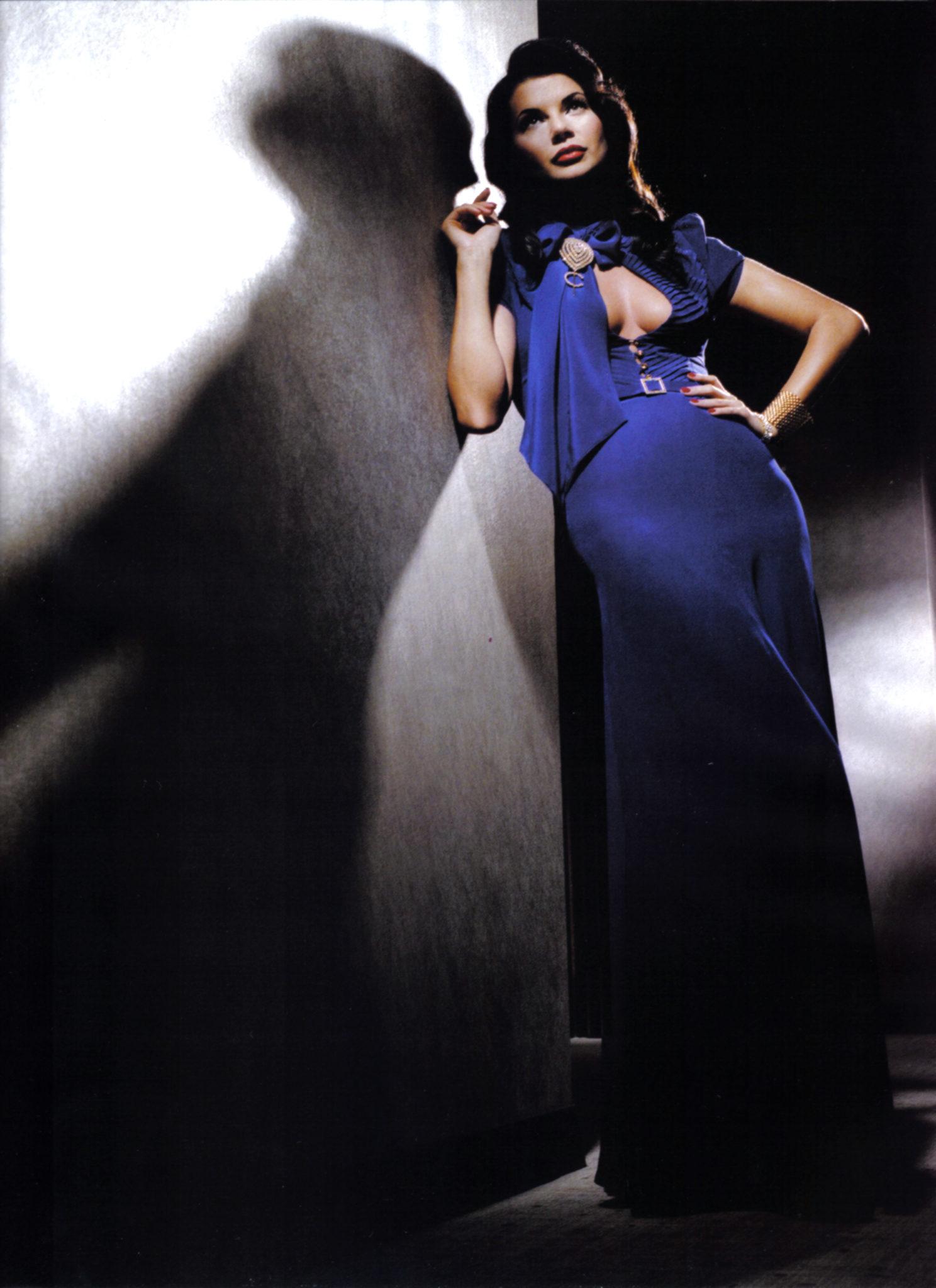 Edyta Górniak - sesja zdjęciowa dla Fashion Magazine