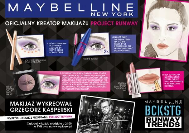 Maybelline - kampanie